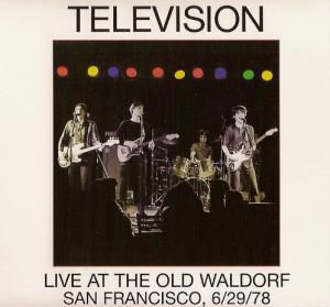 Live at the Old Waldorf, San Francisco, 6/29/78