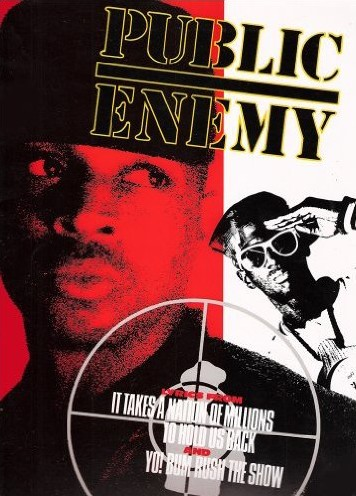 Public Enemy Songbook