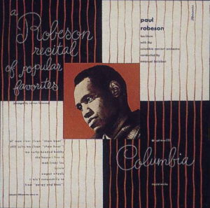A Robeson Recital of Popular Favorites