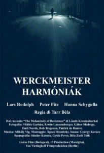 Werckmeister harmóniák [Werckmeister Harmonies]