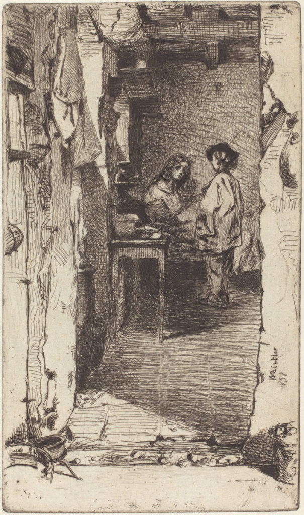 The Rag Gatherers