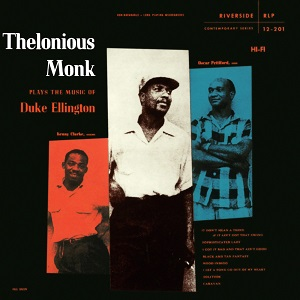 Thelonious Monk Plays the Music of Duke Ellington