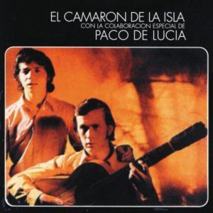 El Camarón de la Isla con la colaboración especial de Paco de Lucía