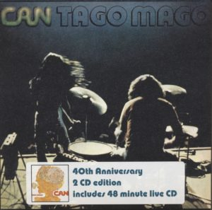 Tago Mago: 40th Anniversary 2 CD Edition