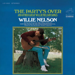 The Party's Over (And Other Great Willie Nelson Songs)