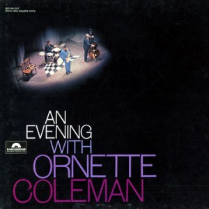 An Evening With Ornette Coleman