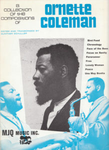 A Collection of the Compositions of Ornette Coleman